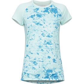 Marmot Crystal Skjorte Damer, blue tint mind game